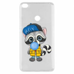 Чехол для Xiaomi Mi Max 2 Little raccoon