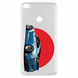 Чехол для Xiaomi Mi Max 2 Nissan GR-R Japan