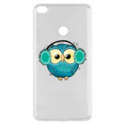 Чехол для Xiaomi Mi Max 2 Winter owl