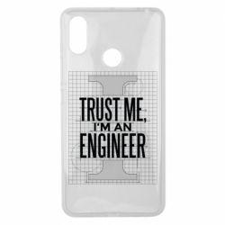 Чохол для Xiaomi Mi Max 3 Довірся мені я інженер