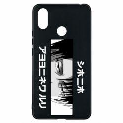 Чохол для Xiaomi Mi Max 3 Levi's Eyes