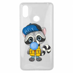 Чехол для Xiaomi Mi Max 3 Little raccoon