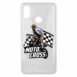 Чехол для Xiaomi Mi Max 3 Motocross
