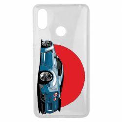 Чехол для Xiaomi Mi Max 3 Nissan GR-R Japan