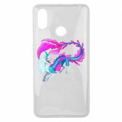 Чохол для Xiaomi Mi Max 3 Sisu Water Dragon
