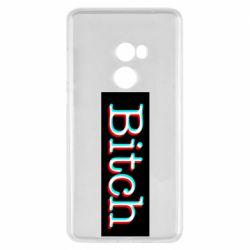 Чехол для Xiaomi Mi Mix 2 Bitch glitch