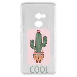 Чехол для Xiaomi Mi Mix 2 Cactus art