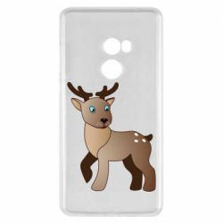 Чехол для Xiaomi Mi Mix 2 Cartoon deer