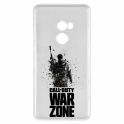 Чехол для Xiaomi Mi Mix 2 COD Warzone Splash