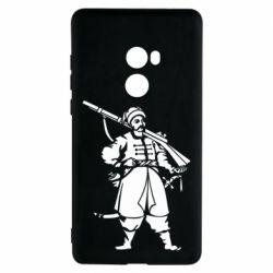 Чехол для Xiaomi Mi Mix 2 Cossack with a gun