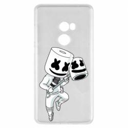 Чехол для Xiaomi Mi Mix 2 DJ marshmallow 1