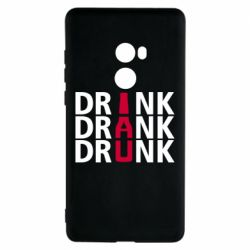 Чехол для Xiaomi Mi Mix 2 Drink Drank Drunk