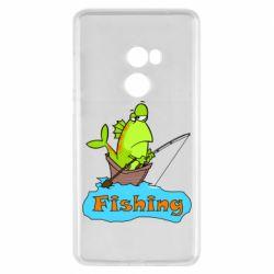 Чехол для Xiaomi Mi Mix 2 Fish Fishing