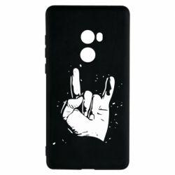 Чехол для Xiaomi Mi Mix 2 HEAVY METAL ROCK