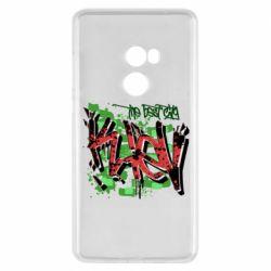 Чехол для Xiaomi Mi Mix 2 Kiev graffiti