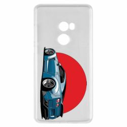 Чехол для Xiaomi Mi Mix 2 Nissan GR-R Japan