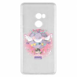 Чехол для Xiaomi Mi Mix 2 Принцесса на воздушном шаре