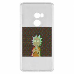 Чехол для Xiaomi Mi Mix 2 Rick Fck Hologram