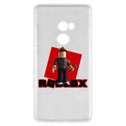 Чехол для Xiaomi Mi Mix 2 Roblox Builderman