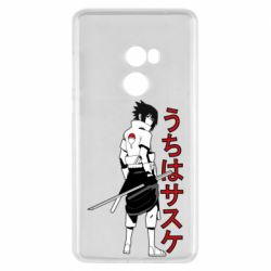 Чохол для Xiaomi Mi Mix 2 Sasuke Art