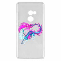 Чохол для Xiaomi Mi Mix 2 Sisu Water Dragon
