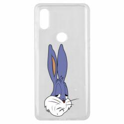 Чохол для Xiaomi Mi Mix 3 Bugs Bunny Meme Face