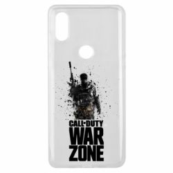 Чехол для Xiaomi Mi Mix 3 COD Warzone Splash