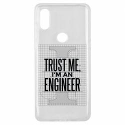 Чохол для Xiaomi Mi Mix 3 Довірся мені я інженер