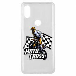Чехол для Xiaomi Mi Mix 3 Motocross