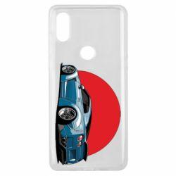 Чехол для Xiaomi Mi Mix 3 Nissan GR-R Japan