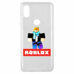 Чехол для Xiaomi Mi Mix 3 Roblox Cool
