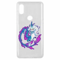 Чохол для Xiaomi Mi Mix 3 Sisu Dragon Art