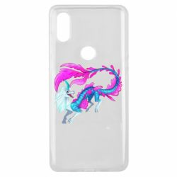 Чохол для Xiaomi Mi Mix 3 Sisu Water Dragon