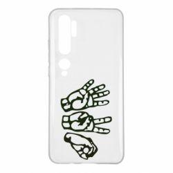 Чохол для Xiaomi Mi Note 10 4:20 (чотири двадцять)