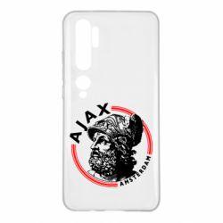 Чохол для Xiaomi Mi Note 10 Ajax лого
