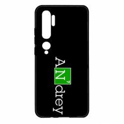 Чехол для Xiaomi Mi Note 10 Andrey