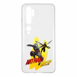 Чохол для Xiaomi Mi Note 10 Ant - Man and Wasp