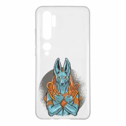 Чехол для Xiaomi Mi Note 10 Anubis art