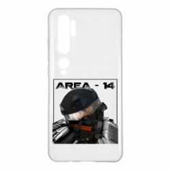Чехол для Xiaomi Mi Note 10 Area-14
