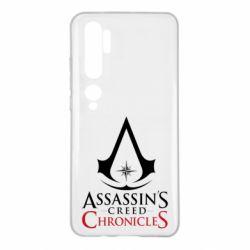 Чохол для Xiaomi Mi Note 10 Assassin's creed ChronicleS