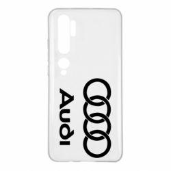 Чехол для Xiaomi Mi Note 10 Audi