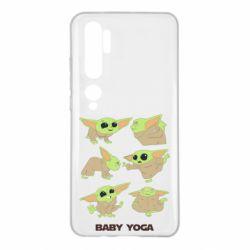 Чехол для Xiaomi Mi Note 10 Baby Yoga