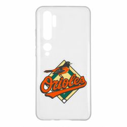 Чохол для Xiaomi Mi Note 10 Baltimore Orioles
