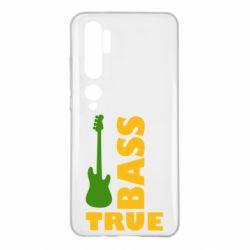 Чехол для Xiaomi Mi Note 10 Bass True