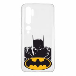 Чехол для Xiaomi Mi Note 10 Batman face