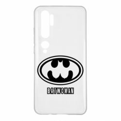 Чохол для Xiaomi Mi Note 10 Batwoman