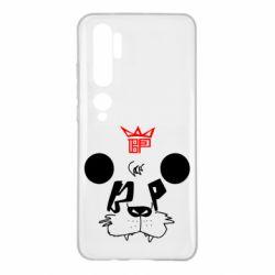 Чехол для Xiaomi Mi Note 10 Bear panda