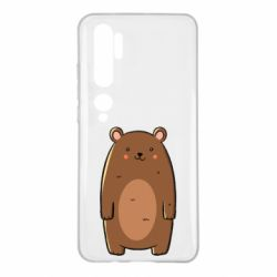Чехол для Xiaomi Mi Note 10 Bear with a smile