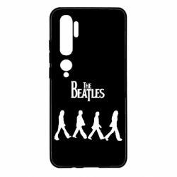 Чохол для Xiaomi Mi Note 10 Beatles Group