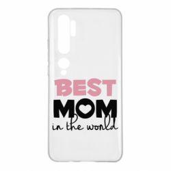 Чехол для Xiaomi Mi Note 10 Best mom